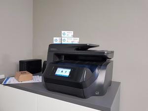 HP OfficeJet Pro  All in one Printer
