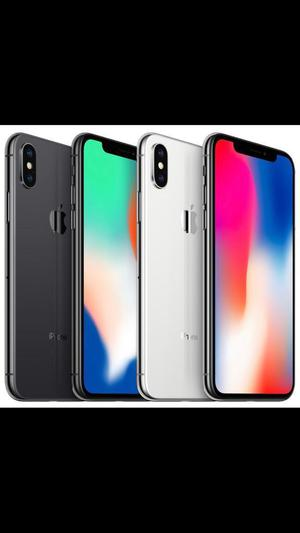 IPHONE X 64gb/ 256gb – Both colours- unlocked (Brand new & sealed). AVAILABLE NOW