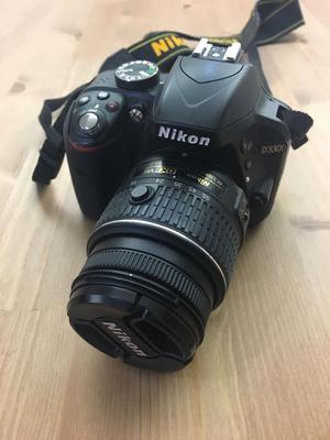 Nikon D DSLR Camera with mm Lens Pack