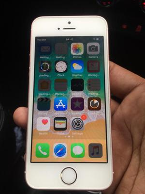 iPhone SE 16GB Unlocked Rose Gold