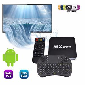 MX Pro Smart TV Android TV Box P Kodi Keyboard