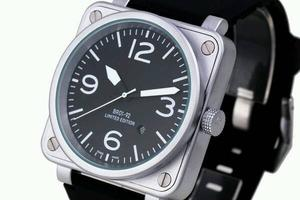 New Mens Luxury Sports Steel Automatic Watch
