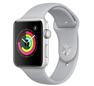 Apple Watch Series 3 Silver/Fog 38MM Brand New Boxed With Accesories