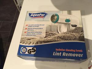AquaPur lint remover