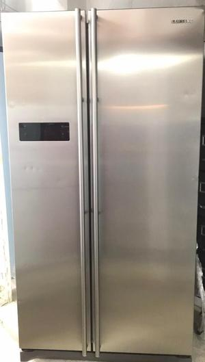 BLACK FRIDAY OFFER //(%)\ SAMSUNG AMERICAN STYLE FRIDGE FREEZER INCLUDES 6 MONTHS GUARANTEE