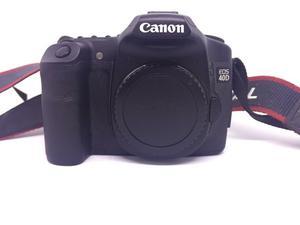 Canon EOS 40d + Accessories