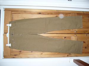 Cotton Traders light tan/brown trousers (12)
