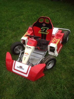 Electric Honda go kart kids