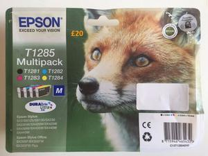 Epson T Multipack Printer Ink, for Stylus Printers