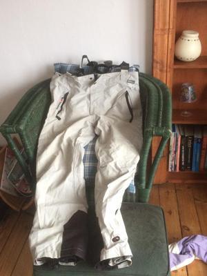 Female, Ski jacket & trousers