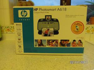 H.P.Photosmart photo printer