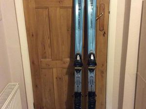 Head skis.