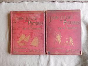 John leech's pictures of life and character, from Mr. Punch. . REDUCED