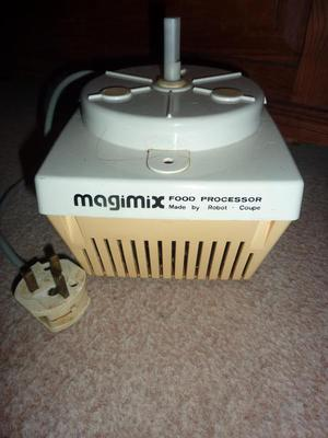 Magimix for Robot Coupe R1 Food Processor Base Only Fully