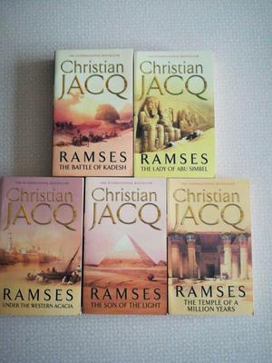 Ramses (Set of 5)