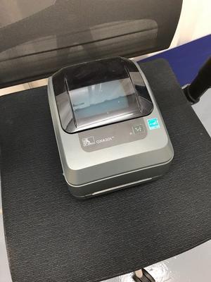 Zebra GX320t Thermal Label printer