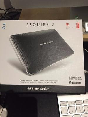 harman/kardon - Esquire 2 Bluetooth Conferencing Quad Mic & Portable Bluetooth Speaker