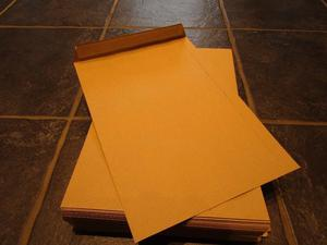 A4 self adhesive envelopes - x400