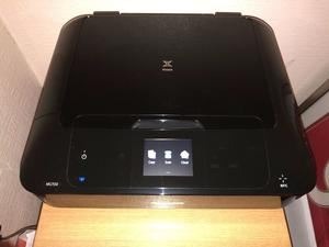 Canon MG  All in one Printer Scanner Copier Inc over 4 Full Sets of Ink