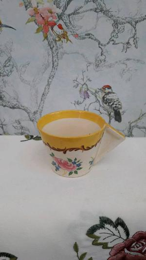 Clarice Cliff conical cup