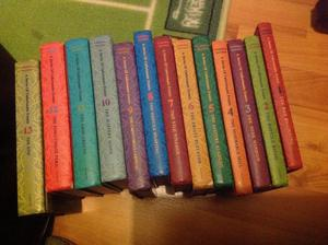 Hardback book collection of A Series of Unfortunate Events nos 1 to 13 by Lemony Snicket