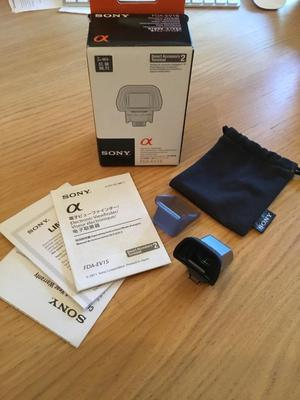 RARE! Sony NEX electronic viewfinder - mint condition