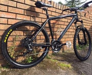 Saracen vortex le mountain bike