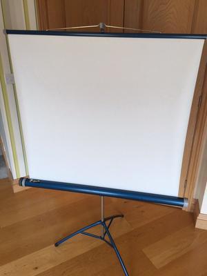 Screen for slides/home cinema