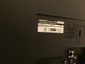 Sony Bravia 46 LCD