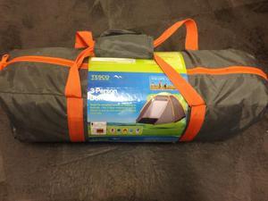 3 man tent brand new