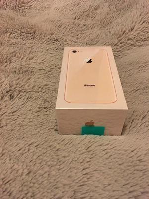 BRAND NEW Apple IPhone 8 64GB Gold Unlocked