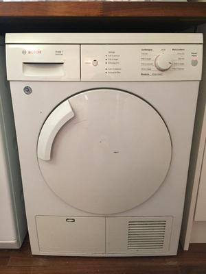 bosch maxx washer dryer silver london posot class. Black Bedroom Furniture Sets. Home Design Ideas