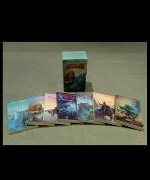Chronicles of Narnia, full set