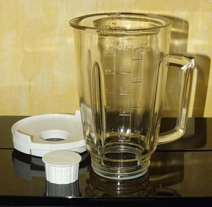 Kenwood Blender Glass Jug replacement with lid for FP700