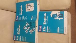 Pre- owned Books: Bond For Exam Success 11+ (English, Maths and Verbal and Non-Verbal Reasoning)