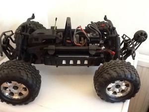 Rc car hpi trophy buggy nitro