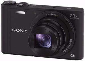 as new Sony dsc wx-350 digital camera with box etc