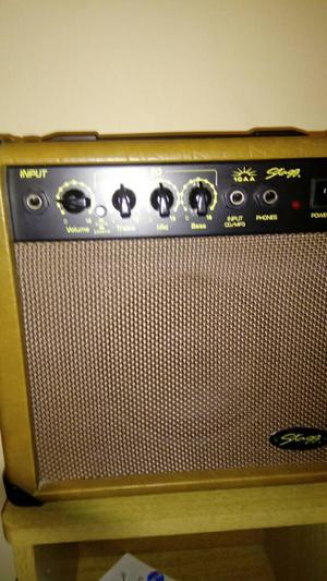 Acoustic guitar amp swap for an electric guitar amp@