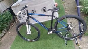 Claud Butler Antaeus mountain Bikes Lightweight  T4 T6 aluminium hydroformed MTB frame