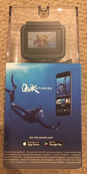 GoPro HERO5 Black - 4K Ultra HD Video Waterproof 10MP Photo's Camcorder