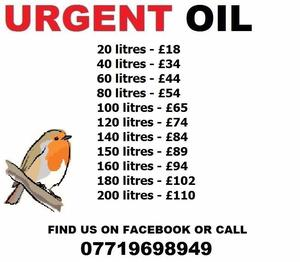 Home Heating Oil - URGENT OIL