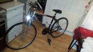 Kettler Alu-Rad men Dutch classic Hybrid Bike 21.5 Inch Frame 21 Speed 700 wheel