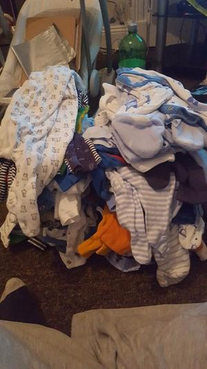 Baby boys clothes 3 to 6 months