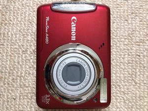 Canon PowerShot A480 camera