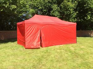 Gazebo 3m x 4-5 or 3m x 6m brand new boxed suitable for party's or storage working under also,