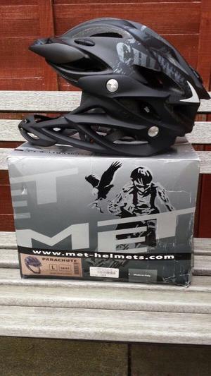 Men's Full face MET MTB Helmet