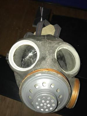 Genuine british army g10 gas mask bags   Posot Class