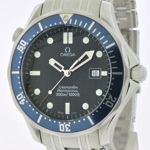 Omega Seamaster James Bond part/ex swap for Rolex
