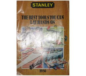 STANLEY TOOLS SMALL BROCHURE of Tools and prices