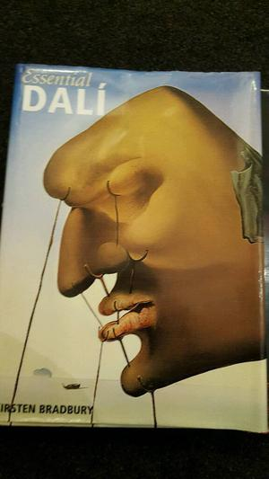 Salvador Dali hardback signed by Contemporary Michael Angelo and The Earth Resources hardback